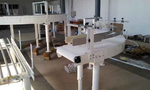 Conveyors in the paper industry